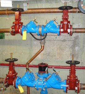 Backflow Preventer Testing, Service, & Installation