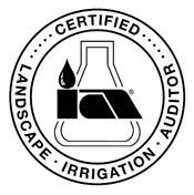 Certified Landscape Irrigation Auditor