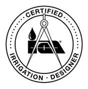 Certified Irrigation Designer